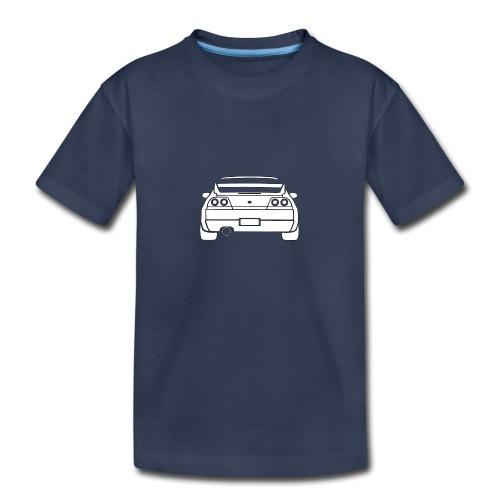 skyline r33 - Kids' Premium T-Shirt