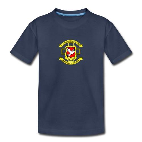 Friends Across The Barricade - Kids' Premium T-Shirt