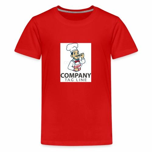 Compny tag - Kids' Premium T-Shirt
