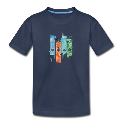 Elements of Life - Kids' Premium T-Shirt