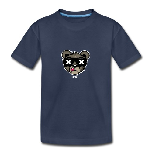 Heaveroo Official BEAR SHIRT! - Kids' Premium T-Shirt