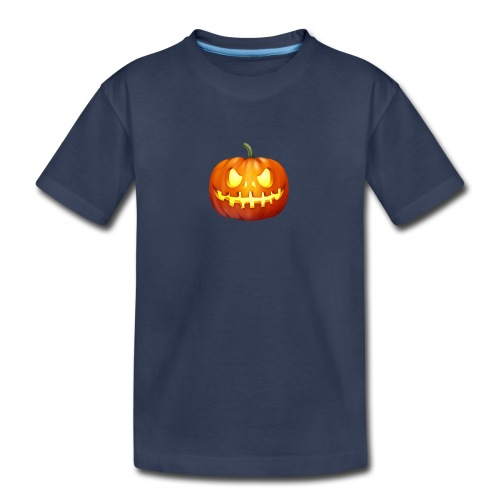 halloween-pumpkin - Kids' Premium T-Shirt