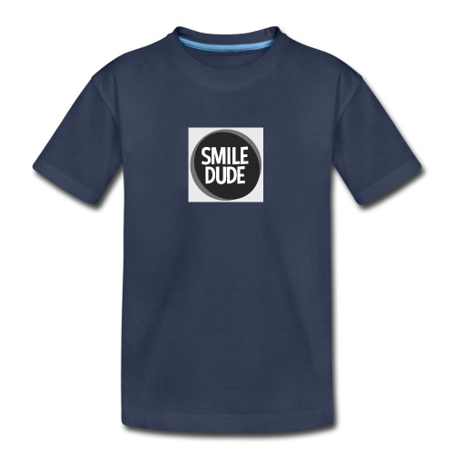 smiledude - Kids' Premium T-Shirt