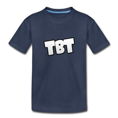 TheTableAtTheBackShirt png - Kids' Premium T-Shirt