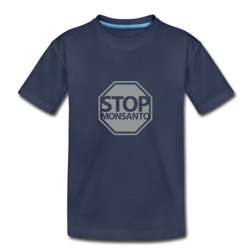 Stop Monsanto SiGN - Kids' Premium T-Shirt