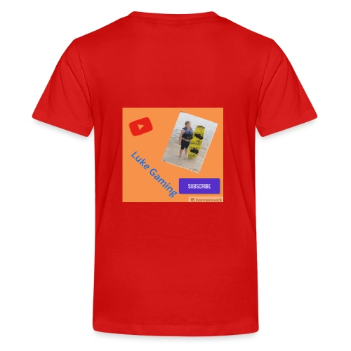 Luke Gaming T-Shirt - Kids' Premium T-Shirt