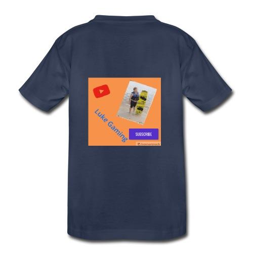 Luke Gaming T-Shirt - Kids' Premium T-Shirt