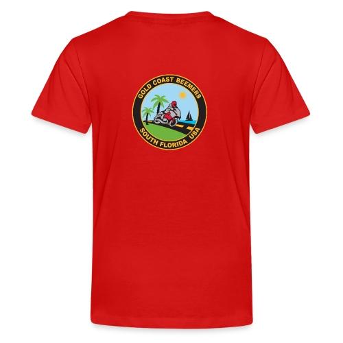 GCB Transparent SS copy 9 - Kids' Premium T-Shirt