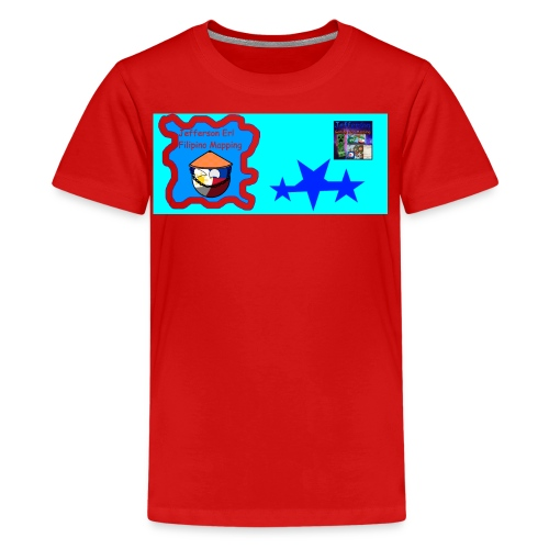 my logo shirt - Kids' Premium T-Shirt