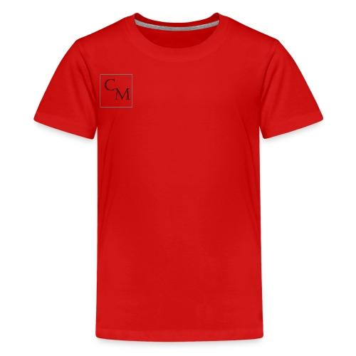 C And M - Kids' Premium T-Shirt