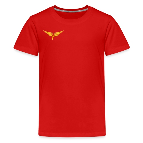 Gold1LIFENUMBER - Kids' Premium T-Shirt