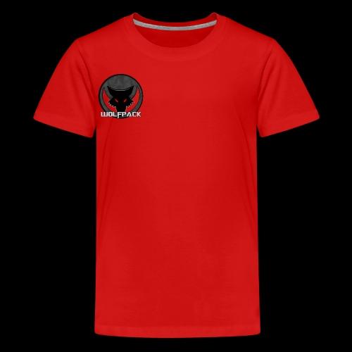 WolfPack Production - Kids' Premium T-Shirt