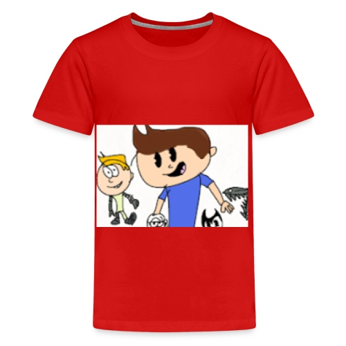 ThMichaelKidsTV Old School Logo!!! - Kids' Premium T-Shirt