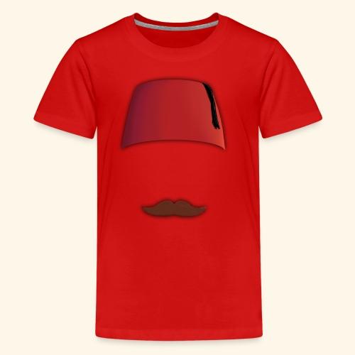 Fez - Kids' Premium T-Shirt