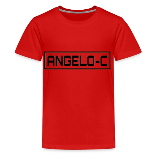 red angelo clifford shirt - Kids' Premium T-Shirt