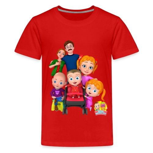 family capture - Kids' Premium T-Shirt