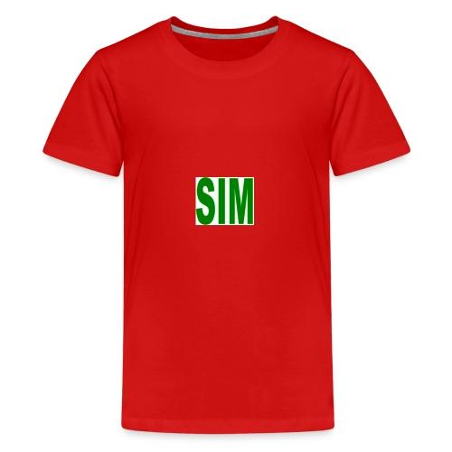 SIM - Kids' Premium T-Shirt