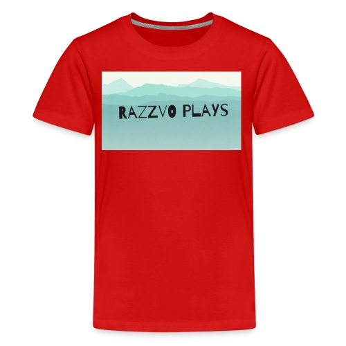 Razzvo Plays - Kids' Premium T-Shirt