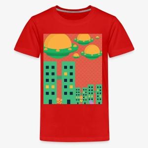 wierd stuff - Kids' Premium T-Shirt