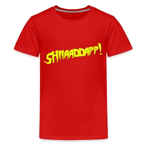 SHIIAADDAPP - Kids' Premium T-Shirt