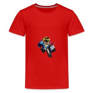 Ayden Roblox Play - Kids' Premium T-Shirt
