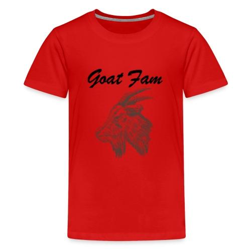 Goat Fam - Kids' Premium T-Shirt