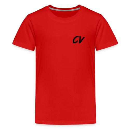 First And Last Initials - Kids' Premium T-Shirt