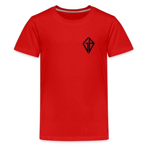 GB LOGO - Kids' Premium T-Shirt
