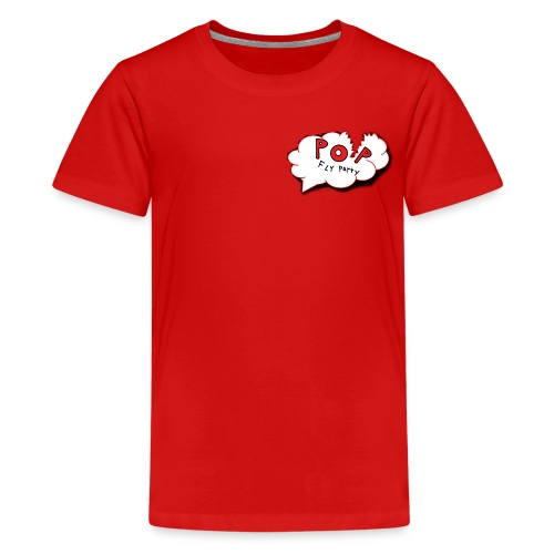 Original-PopFlyParty - Kids' Premium T-Shirt