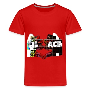 Lil Ace Hater Thumbs - Kids' Premium T-Shirt