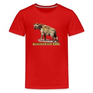 Limited edition Hyena Shirts/Long Sleeves - Kids' Premium T-Shirt