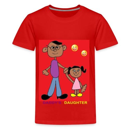 Dad's daughter - Kids' Premium T-Shirt