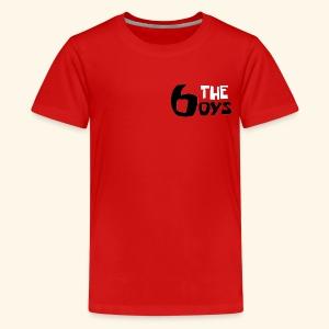 The 6oys Polo Edition - Kids' Premium T-Shirt