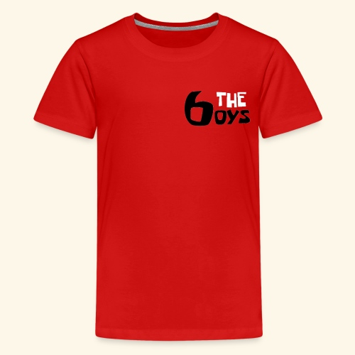 The 6oys Polo Edition - Kids' Premium T-Shirt