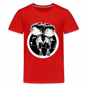Gemini Original Zodiac Sign - Kids' Premium T-Shirt