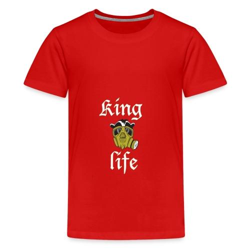 King manfan - Kids' Premium T-Shirt