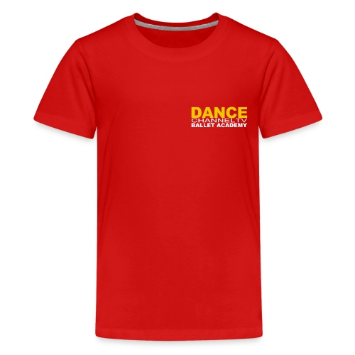 Dance Channel TV Logo - Kids' Premium T-Shirt