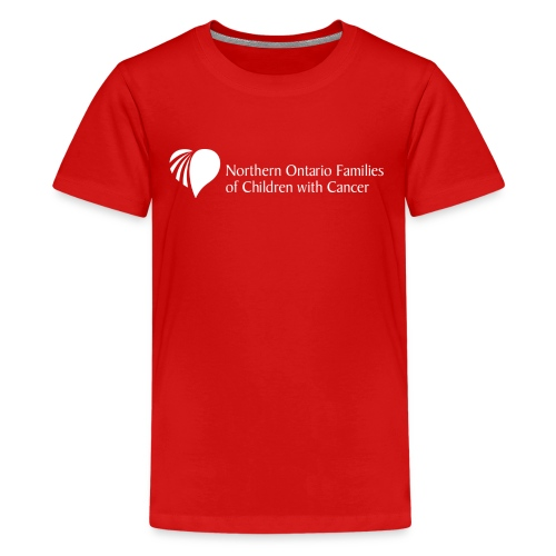 Northern Ontario Families of Children with Cancer - Kids' Premium T-Shirt