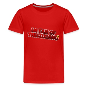 I'm Fan of TheLuxiano - Kids' Premium T-Shirt