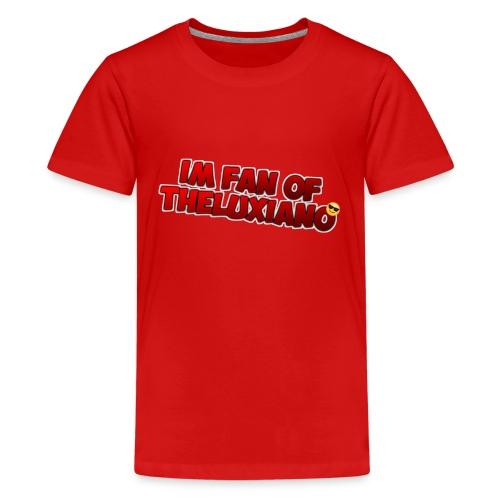 I'm Fan of TheLuxiano - Kids' Premium T-Shirt