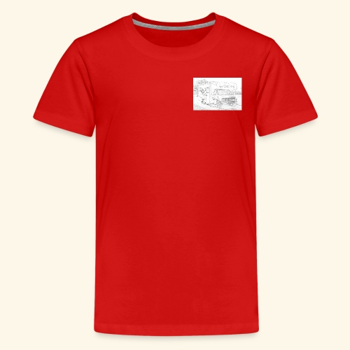 Our ClassC Ride - Kids' Premium T-Shirt
