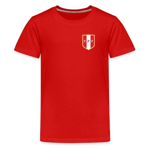FPF New Logo - Kids' Premium T-Shirt