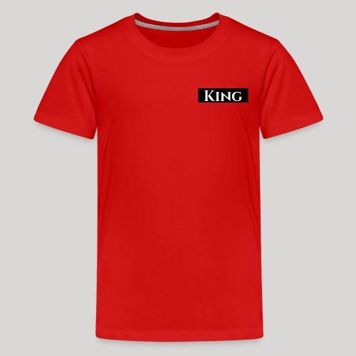 Live Like a King - Kids' Premium T-Shirt