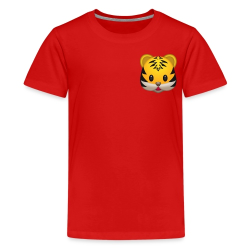 cute tiger - Kids' Premium T-Shirt