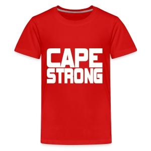 WEARCAPE CAPE STRONG - Kids' Premium T-Shirt