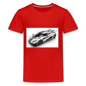 koenigsegg cars - Kids' Premium T-Shirt