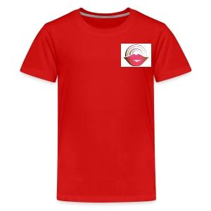 Red Lips - Kids' Premium T-Shirt