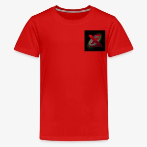 Captain X-man series ! - Kids' Premium T-Shirt