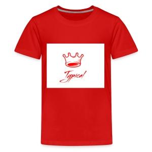 typical royalty - Kids' Premium T-Shirt