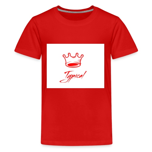 typical royalty - Kids' Premium T-Shirt